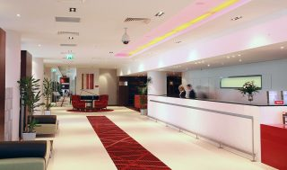 Holiday Inn Sofia - Reception Areas by Occa Design