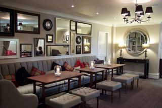 DoubleTree by Hilton Dundee - Bar Areas by Occa Design