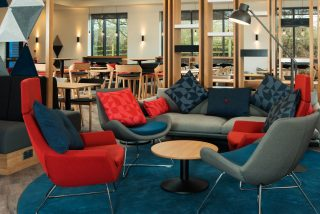 Holiday Inn Express Birmingham NEC - Bar Lounge by Occa Design