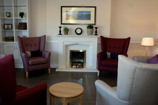 Kintyre Care Home - Lounge by Occa Design