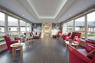 Mosswood Care Home - Lounge by Occa Design