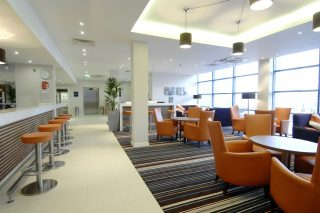 Holiday Inn Express Walsall - Receptions by Occa Design