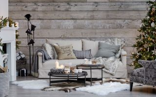 Chalet Chic Interior - Lounge by Occa Design