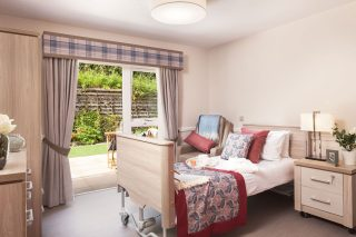 Birdston Care Home - Bedroom by Occa Design